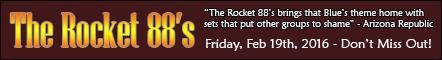 Rocket 88's